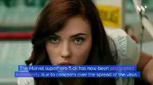 'Black Widow' Release Delayed Due to Coronavirus [Video]