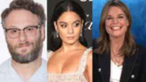 Vanessa Hudgens Responds to Coronavirus Comments Backlash, Savannah Guthrie Films 'Today' From Home & More | THR News [Video]