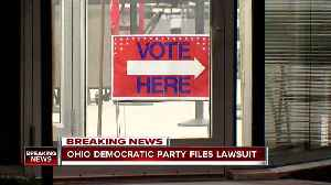 Ohio Democrats sue over Ohio's new proposed June 2 primary election date [Video]