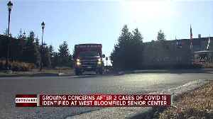 Second case of coronavirus detected at Oakland County senior living community [Video]