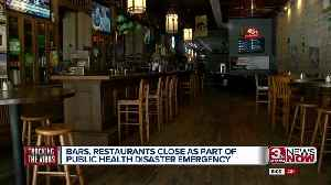 Restaurants in Iowa close to diners after state announces Public Health Disaster Emergency [Video]