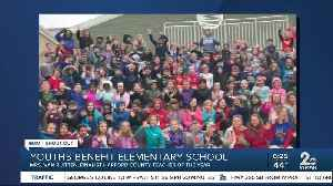 Good morning to the Youths Benefit Elementary School [Video]