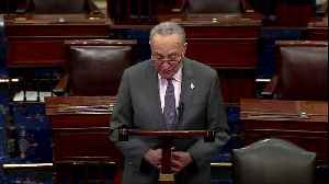 We're 'almost certainly anticipating a recession': Schumer [Video]