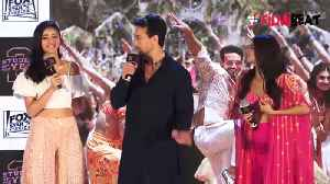 Tiger Shroff breaks silence on dance number with Alia Bhatt in Student of the Year 2 [Video]
