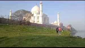 News video: India's iconic Taj Mahal closed amid coronavirus fears