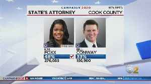Cook County State's Attorney Kim Foxx Defeats 3 Challengers In Democratic Primary [Video]