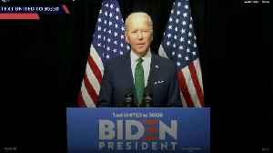 Biden sweeps all three Tuesday primaries [Video]