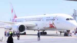News video: Olympic Plane Travels to Athens to Collect Torch Amidst Rising Coronavirus Concerns