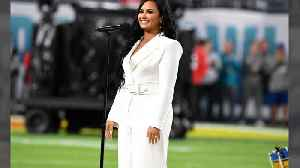 Demi Lovato moves in with family after coronavirus scare [Video]