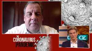 Dr. Oz And The Former Governor Of New Jersey Chris Christie Discuss The Health Crisis. [Video]
