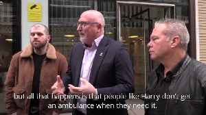 Harry Dunn's family meet Health Secretary over ambulance response times [Video]
