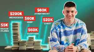 How Tyler Herro Spent His First $1M in the NBA [Video]