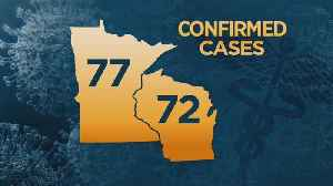 News video: Coronavirus In Minnesota: Number Of Positive COVID-19 Cases Jumps To 77