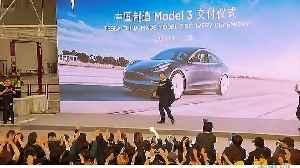 Tesla turns corner after testing times [Video]
