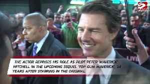 Tom Cruise never expected Top Gun sequel [Video]