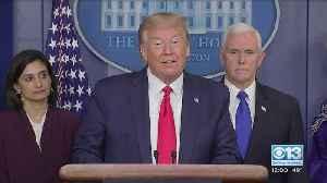 Pres. Trump Invokes The Defense Production Act [Video]