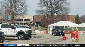 News video: Coronavirus Update: NJ Prepares To Open State's First Drive-Thru Testing Site As Confirmed Cases Grow
