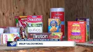 Buffalo Strong: Farm in Peace opens free food pantry in Collins [Video]