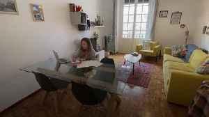 International school teacher on remote learning model UK schools may adopt [Video]
