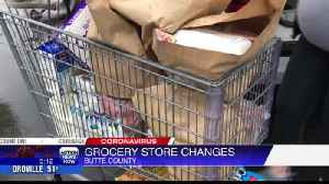 Local grocery stores face high demand [Video]