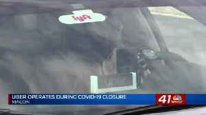 Ride sharing company suspends pool, shared-ride options [Video]