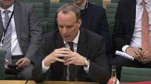 Dominic Raab updates MPs on repatriation efforts [Video]
