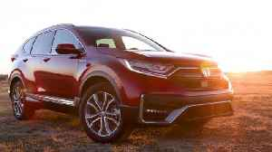2020 Honda CR-V Hybrid Design Preview [Video]