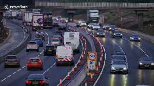 UK government announces plans to make smart motorways safer place for drivers [Video]