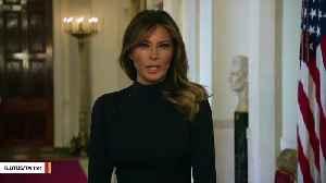 Watch: Melania Trump Releases Video Message On Coronavirus [Video]