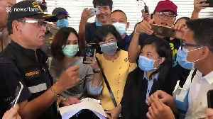 Thai police intercept 5.6 million face masks shipping to the U.S. after banning export [Video]