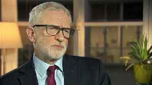 Jeremy Corbyn concerned over emergency legislation [Video]