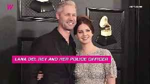 Lana Del Rey and Her Cop Boyfriend Have Split [Video]