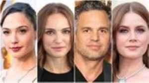 Gal Gadot, Natalie Portman, Mark Ruffalo, Amy Adams & More Sing 'Imagine' Amid Coronavirus | THR News [Video]