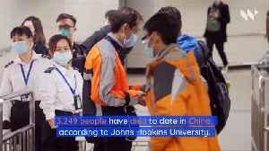 Italy's Coronavirus Death Toll Surpasses China's [Video]