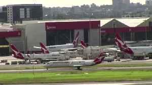 Australia's Qantas to cease international flights [Video]