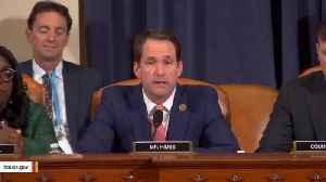 Congressman Himes: Trump's Tweet Attacking Yovanovitch Would 'Embarrass A Mob Boss' [Video]
