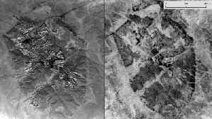 Cold War Photos From Spy Plane Reveal Traces Of Ancient Civilizations [Video]