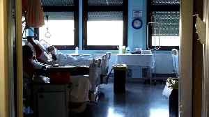 Inside a northern Italy coronavirus hospital [Video]