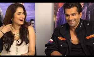 Karan Singh Grover and Sagarika Ghatge Interview On 'Boss' Web Series   SpotboyE [Video]