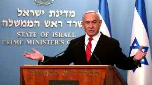 Israeli's Netanyahu Accused Of Using Coronavirus To His Advantage [Video]