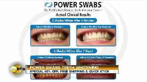 Power Swabs March 19 2020 [Video]