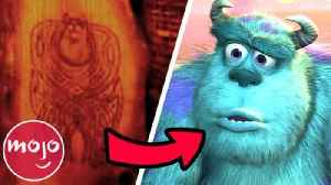 Top 10 Reasons the Pixar Universe Theory is True [Video]
