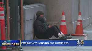 Gov. Newsom Authorizes $150M To Protect Homeless From COVID-19 [Video]