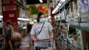 Thailand virus shutdown: Workers in informal jobs struggle to survive [Video]