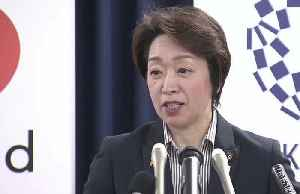 Japan Olympics minister regrets missing Athens, Games still on as planned [Video]