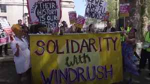 Windrush: Priti Patel 'truly sorry' as report uncovers 'systemic operational' Home Office failings [Video]