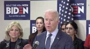 Biden Sweeps Florida, Illinois, Arizona Primaries [Video]
