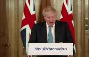 UK PM Johnson: we can get on top of coronavirus in 12 weeks [Video]