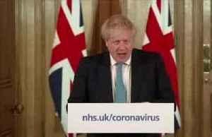 UK PM Johnson: we can get on top of coronavirus in 12 weeks