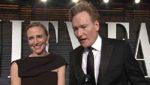 Conan O'Brien to Film Show on iPhone During Pandemic [Video]